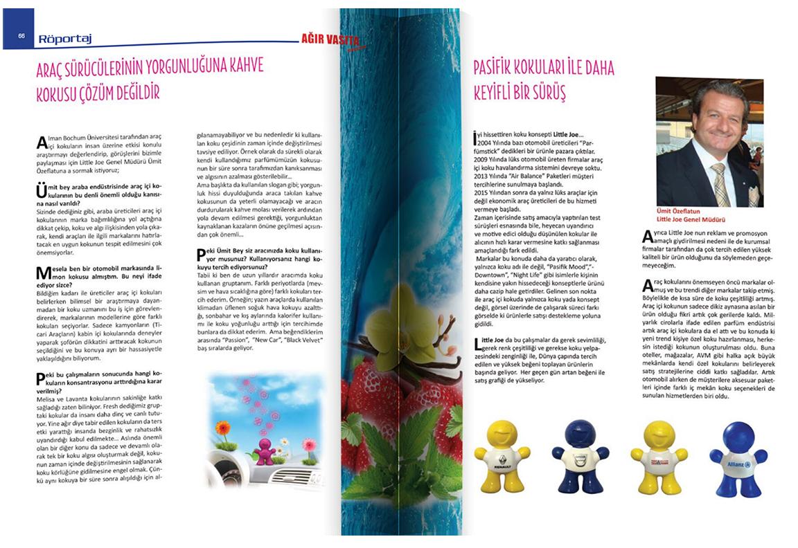 Ağır Vasıta Dergisi